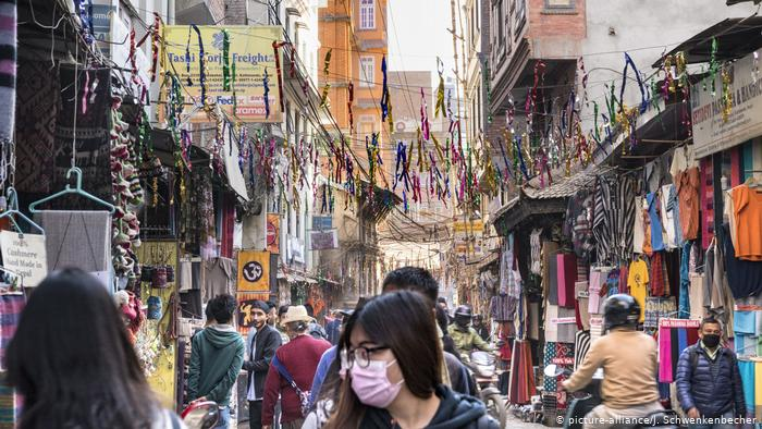 El turismo en Nepal también se ha visto golpeado por la pandemia del nuevo coronavirus.